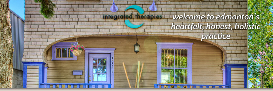 Welcome to edmonton's heartfelt, honest, holistic practice