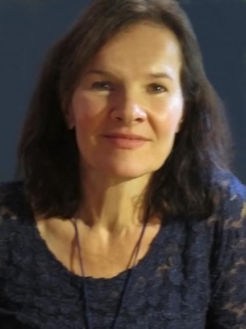 Anne Gorges portrait