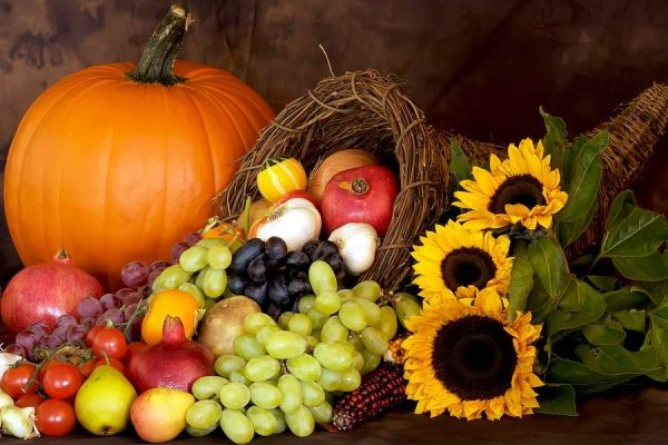 Seasonal food recommendations for the fall